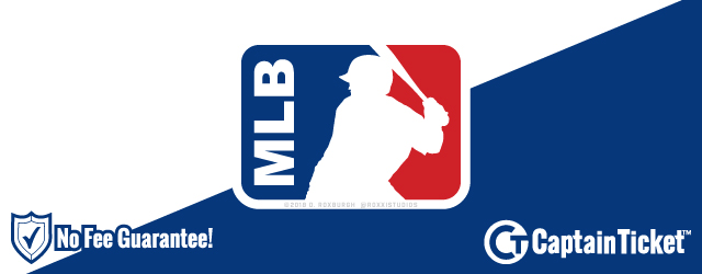 Get MLB Tickets cheap, fast, and easy with a 100% guarantee.