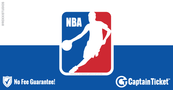 Buy NBA tickets cheaper with no fees at Captain Ticket™ - The Original No Fee Ticket Site!