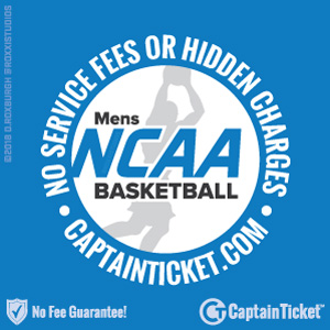 Buy NCAA Men's Basketball tickets with no service fees or hidden charges at Captain Ticket