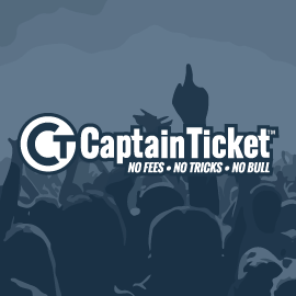 Buy Alternative & Indie tickets cheaper with no fees at Captain Ticket™ - The Original No Fee Ticket Site!