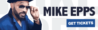 Ad Banner For Cheap Mike Epps Tickets