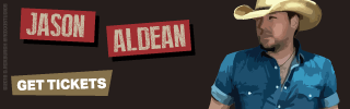 Ad Banner For Cheap Jason Aldean Tickets
