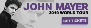 Ad Banner For Cheap John Mayer Tickets