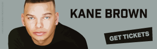 Ad Banner For Cheap Kane Brown Tickets