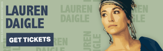 Ad Banner For Cheap Lauren Daigle Tickets