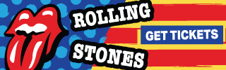 Ad Banner For Cheap Rolling Stones Tickets