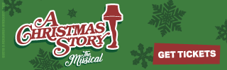 Ad Banner For Cheap A Christmas Story Tickets