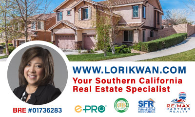 Banner Ad For Lori Kwan - The Key to Your Dream of Homeownership