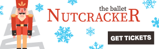 Ad Banner For Cheap The Nutcracker Tickets