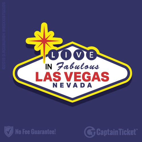 Buy Las Vegas, NV Event Tickets Cheaper With No Fees At Captain Ticket™ - The Original No Fee Ticket Site