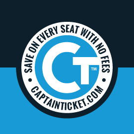 Get RBar Tickets Cheaper With No Fees At Captain Ticket™ - The Original No Fee Ticket Site