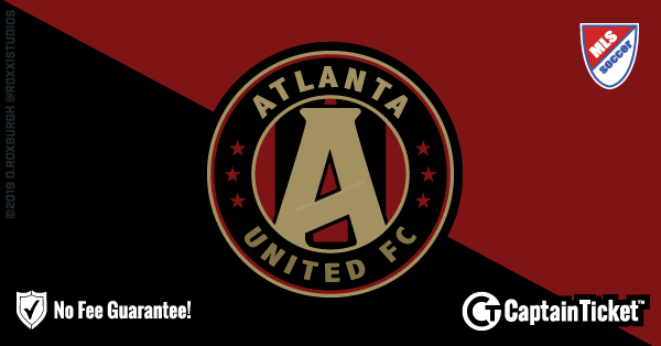 Get Atlanta United tickets for less with everyday low prices and no service fees at Captain Ticket™ - The Original No Fee Ticket Site! #FanArtByRoxxi