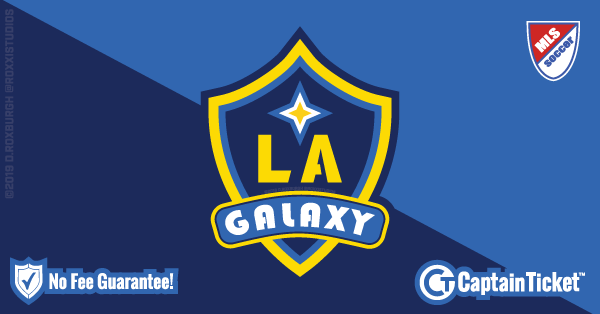 Get Los Angeles Galaxy tickets for less with everyday low prices and no service fees at Captain Ticket™ - The Original No Fee Ticket Site! #FanArtByRoxxi