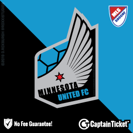 Buy Minnesota United FC tickets for less with no service fees at Captain Ticket™ - The Original No Fee Ticket Site! #FanArtByRoxxi