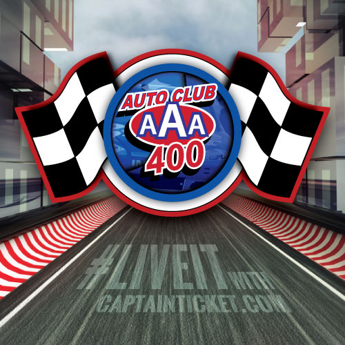 GET AUTO CLUB 400 TICKETS