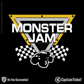 GET MONSTER JAM TICKETS
