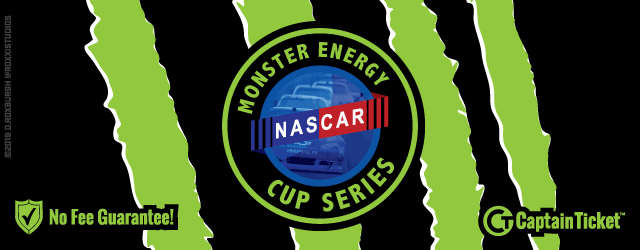 Monster Energy NASCAR Cup Series Tickets With No Service Fees