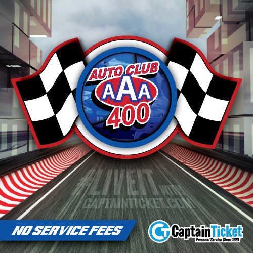Auto Club 400 Tickets