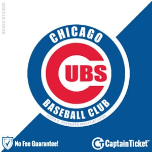 Chicago Cubs Tickets and Information on CaptainTicket.com