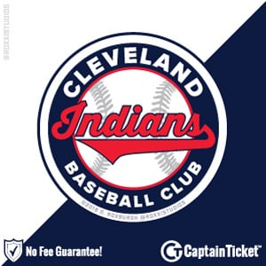 Buy Cleveland Indians tickets at the cheapest prices online with no fees or hidden charges