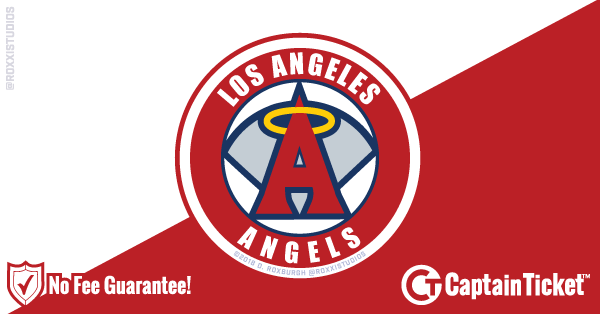 Los Angeles Angels of Anaheim Tickets & Schedule - no service fees on any tickets at CaptainTicket.com