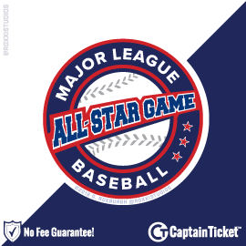 Buy MLB All-Star Game tickets at the cheapest prices online with no fees or hidden charges