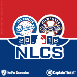2018 NLCS Playoffs: Dodgers Vs. Brewers