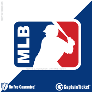 MLB Baseball Tickets