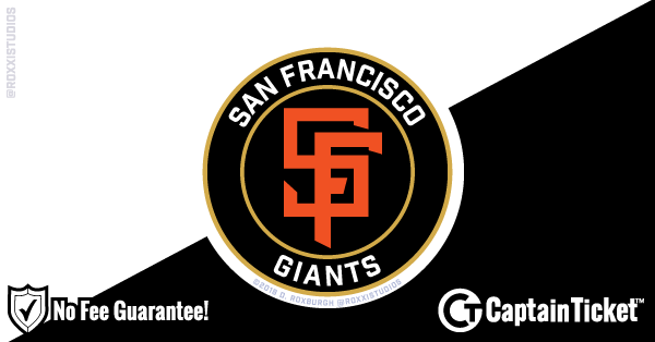 Buy San Francisco Giants Tickets At Captain Ticket™ - The Original No Fee Ticket Site