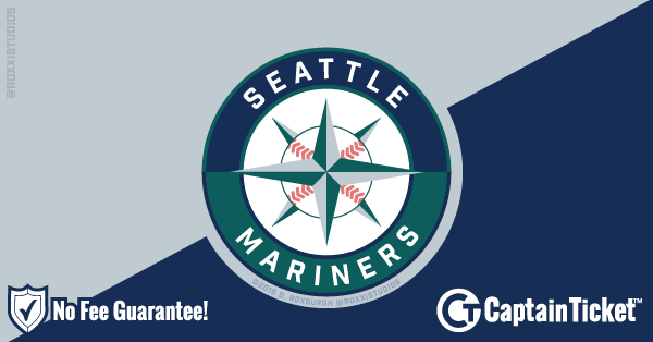 Buy Seattle Mariners Tickets At Captain Ticket™ - The Original No Fee Ticket Site