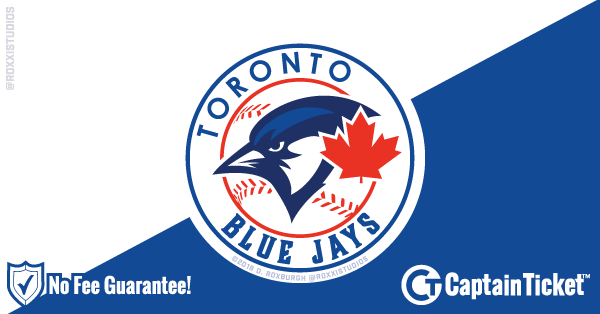 Get Toronto Blue Jays tickets for less with everyday low prices and no service fees at Captain Ticket™ - The Original No Fee Ticket Site! #FanArtByRoxxi