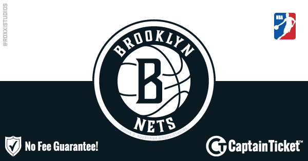 Get Brooklyn Nets tickets for less with everyday low prices and no service fees at Captain Ticket™ - The Original No Fee Ticket Site! #FanArtByRoxxi