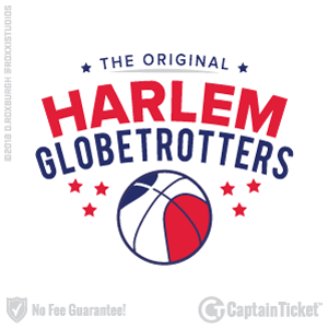 Buy Harlem Globetrotters tickets at the cheapest prices online with no fees or hidden charges