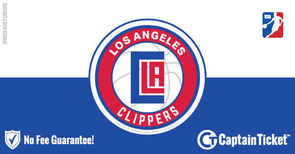 Get Los Angeles Clippers tickets for less with everyday low prices and no service fees at Captain Ticket™ - The Original No Fee Ticket Site! #FanArtByRoxxi