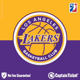 Los Angeles Lakers Tickets On Sale Now!