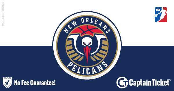 Get New Orleans Pelicans tickets for less with everyday low prices and no service fees at Captain Ticket™ - The Original No Fee Ticket Site! #FanArtByRoxxi
