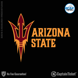 Get Arizona State Sun Devils Football Tickets Now