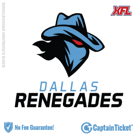 Buy Dallas Renegades tickets for less with no service fees at Captain Ticket™ - The Original No Fee Ticket Site! #FanArtByRoxxi