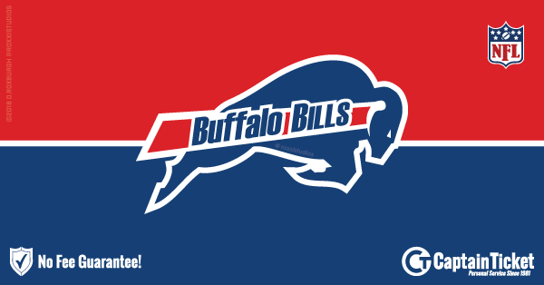Get Buffalo Bills tickets for less with everyday low prices and no service fees at Captain Ticket™ - The Original No Fee Ticket Site! #FanArtByRoxxi