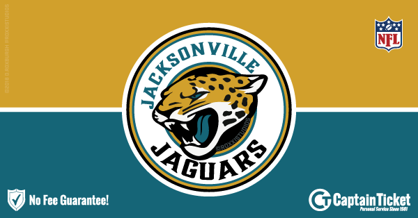 Get Jacksonville Jaguars tickets for less with everyday low prices and no service fees at Captain Ticket™ - The Original No Fee Ticket Site! #FanArtByRoxxi