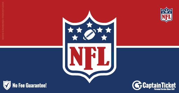 Buy NFL tickets cheaper with no fees at Captain Ticket™ - The Original No Fee Ticket Site!