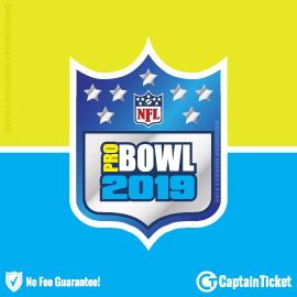 Buy NFL Pro Bowl tickets cheaper with no fees at Captain Ticket™ - The Original No Fee Ticket Site!