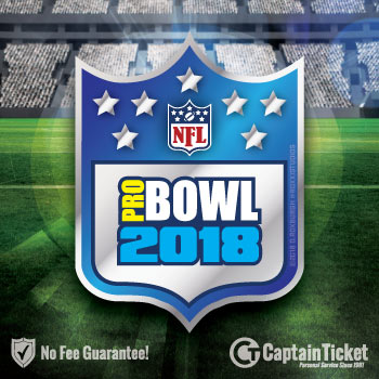 Get NFL Pro Bowl 2018 Tickets cheap with no fees or hidden charges