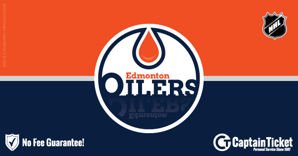 Get Edmonton Oilers tickets for less with everyday low prices and no service fees at Captain Ticket™ - The Original No Fee Ticket Site! #FanArtByRoxxi