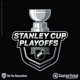 Buy NHL Stanley Cup Finals tickets cheaper with no fees at Captain Ticket™ - The Original No Fee Ticket Site!