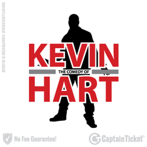 Buy Kevin Hart tickets at the cheapest prices online with no fees or hidden charges