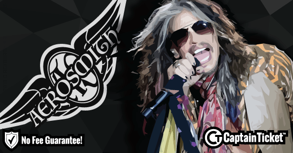 Buy Aerosmith tickets for less with no fees at Captain Ticket™ - The Original No Fee Ticket Site!