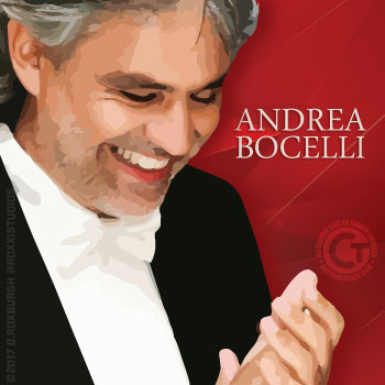 Get Andrea Bocelli Tickets cheap with no fees or hidden charges