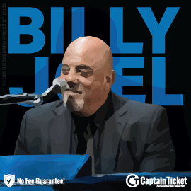 Get Billy Joel With No Fees