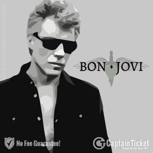 Buy Bon Jovi tickets at the cheapest prices online with no fees or hidden charges